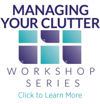 Managing Clutter Workshop Series Poughkeepsie NY